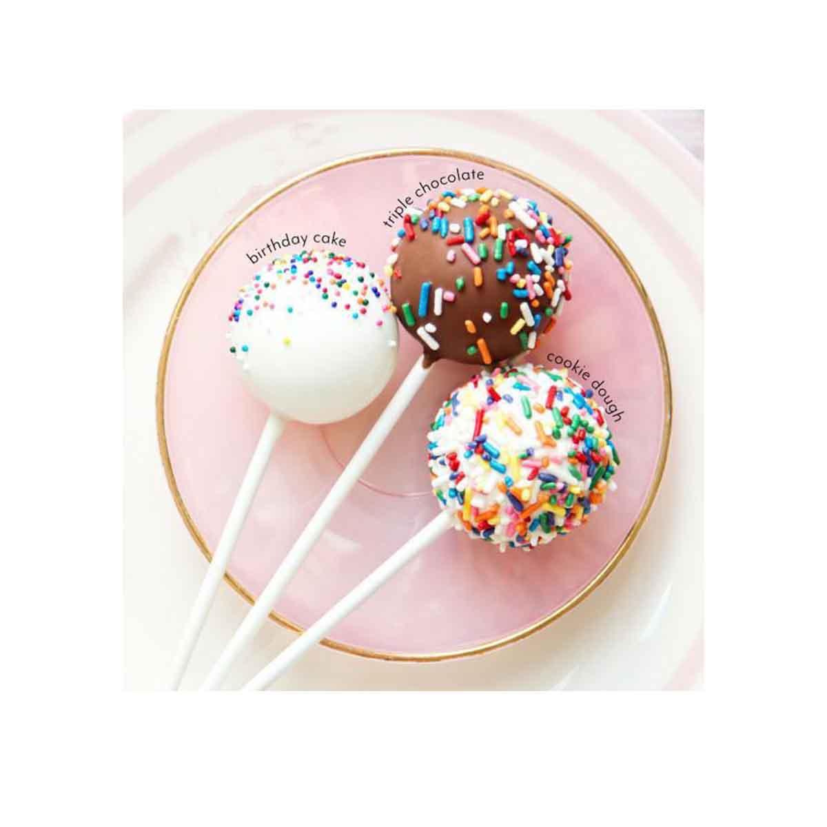 130225 classic cake pops full color sticker