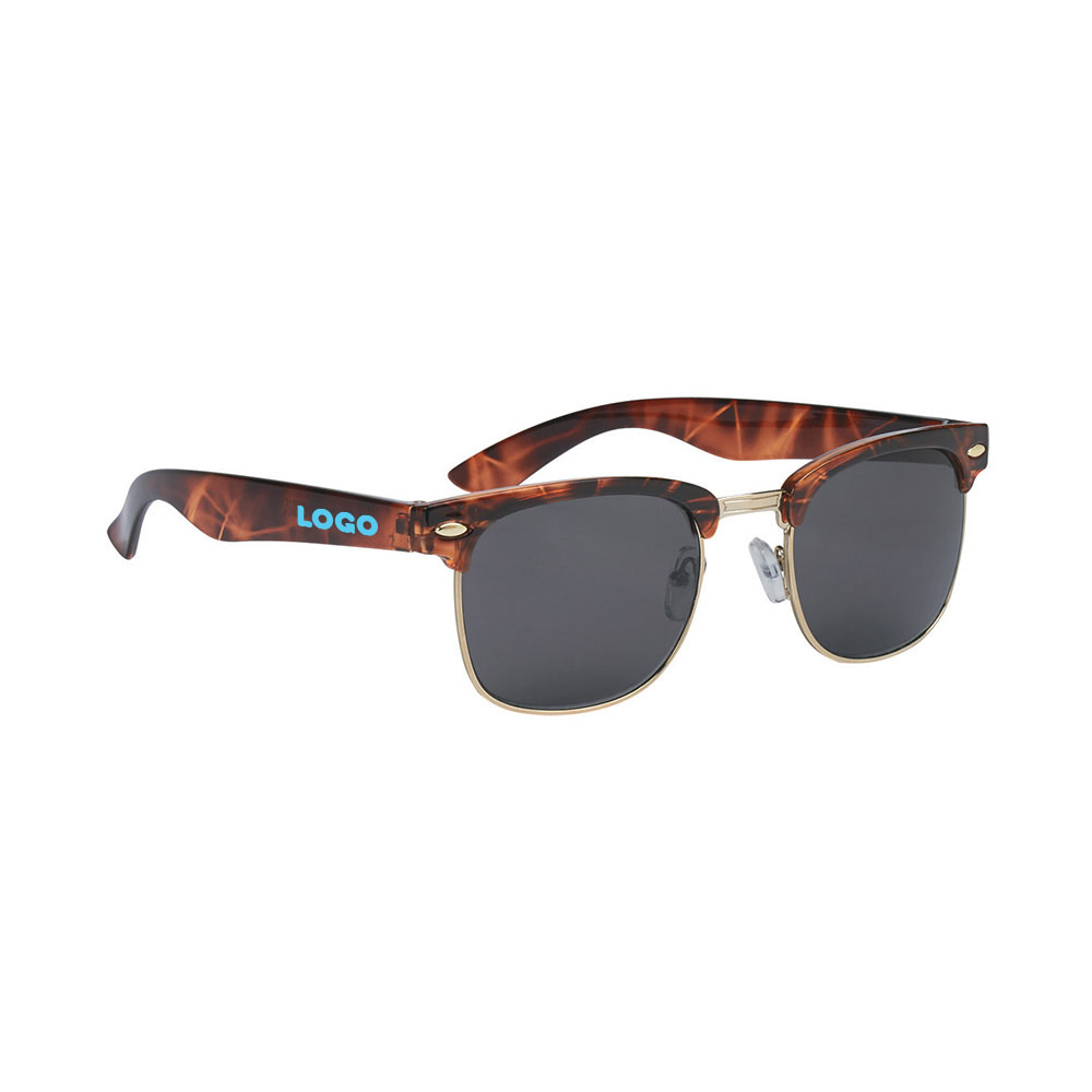 137897 joie sunglasses one color imprint on both arms