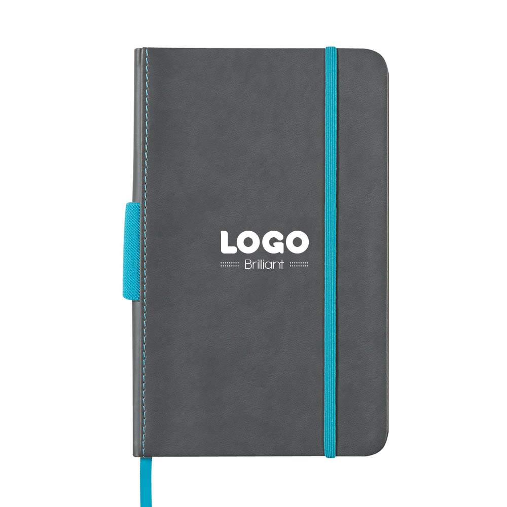 137872 serendipity notebook one color one location imprint