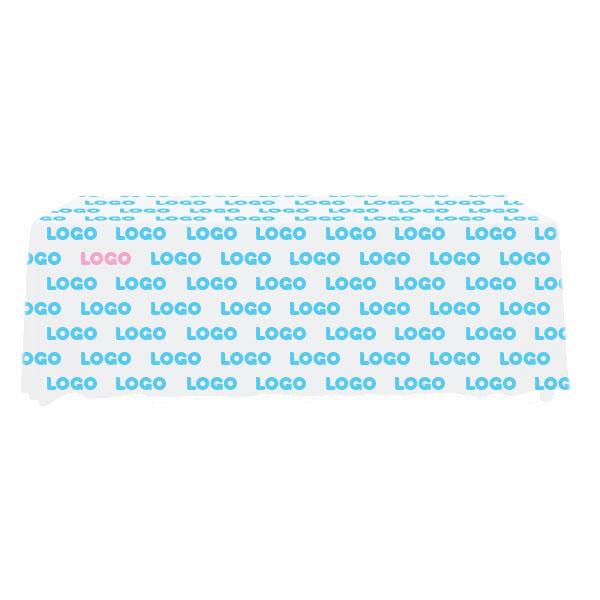 137203 radiant tablecloth full color full bleed digital imprint