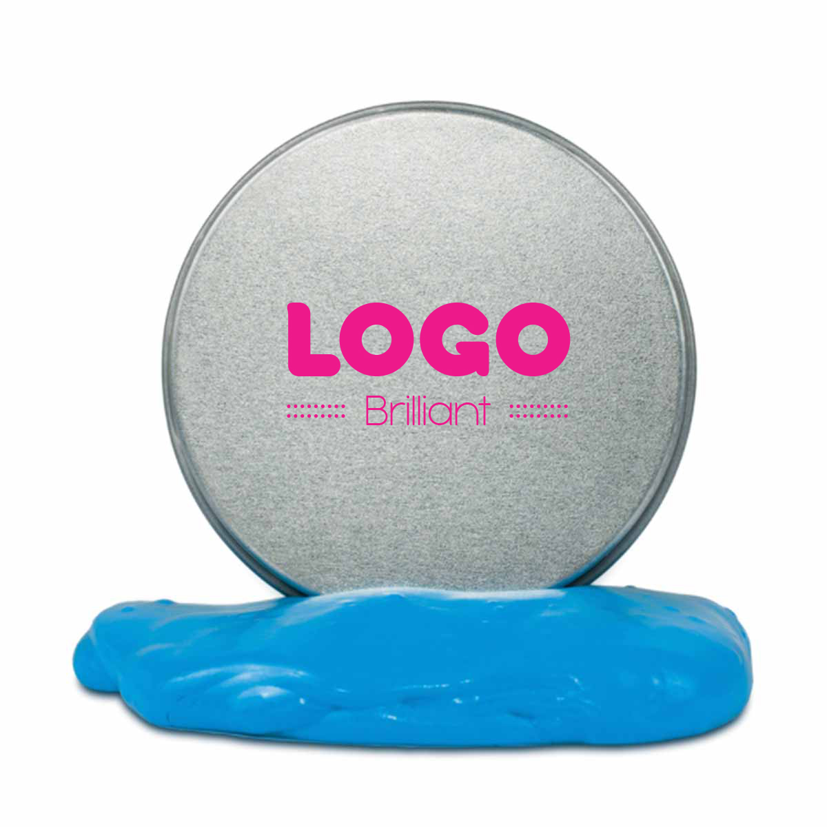 134844 smart putty one color imprint one location