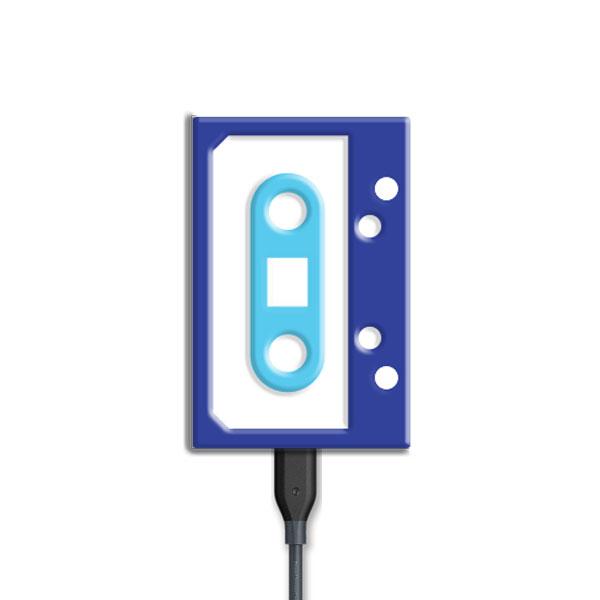 134734 custom shape wireless charger four colors custom shape