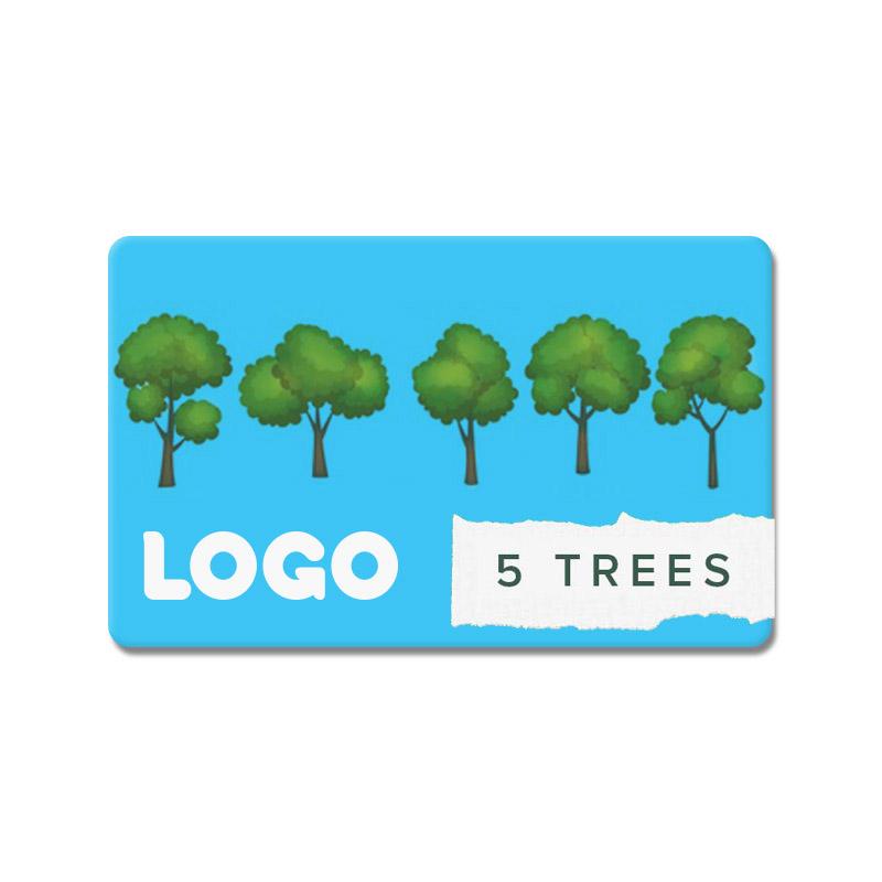 5 tree card brill
