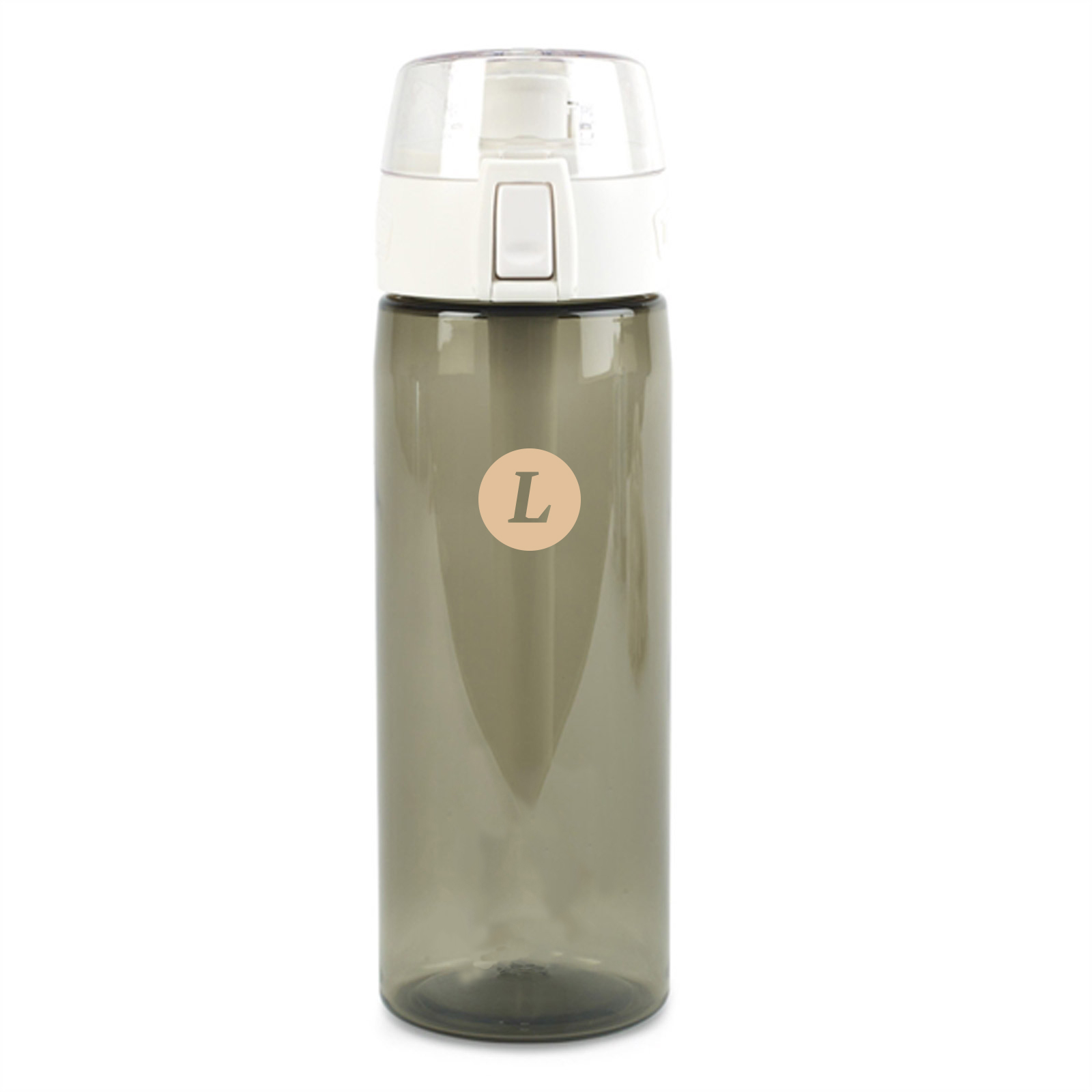 163705 connected hydration bottle one color one location imprint