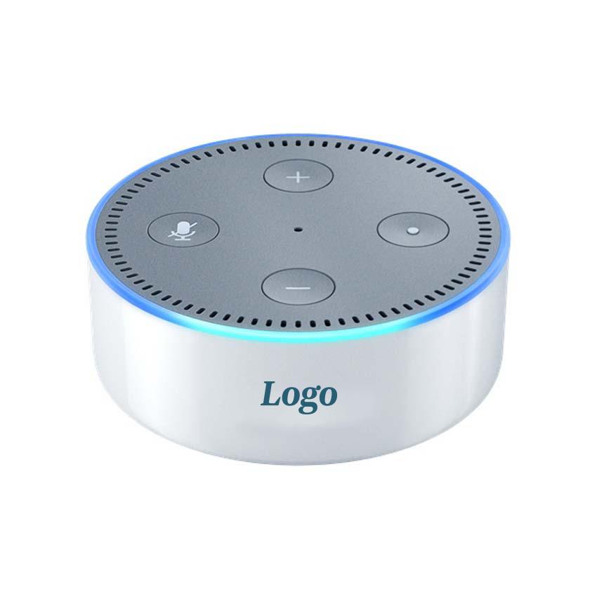 165456 echo dot one color logo