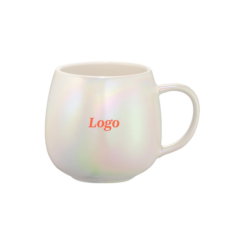 165512 iridescent fireside mug one location laser engraved