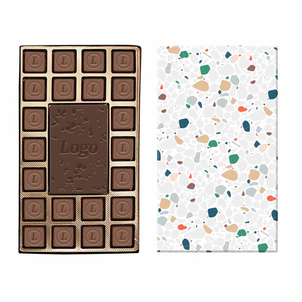 Chocolate salted custom box holiday