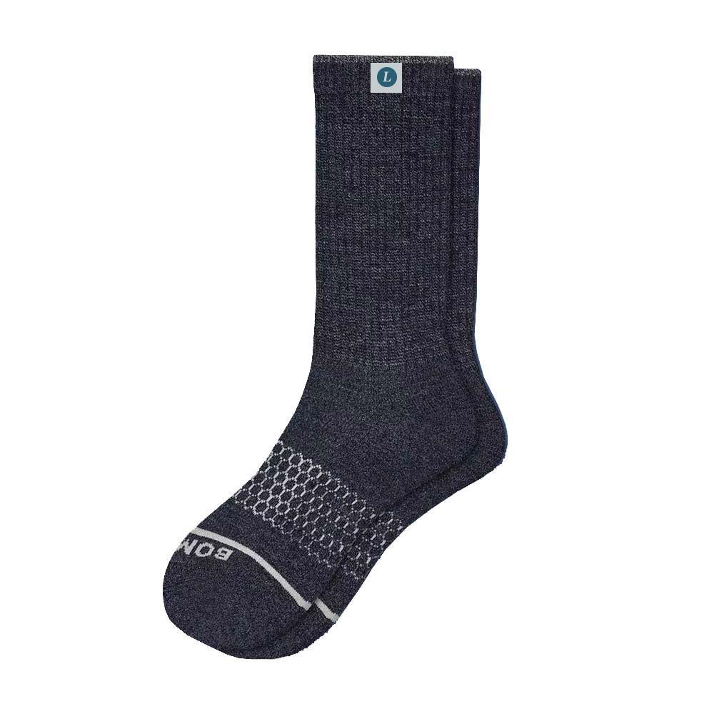 166155 one for one merino wool socks