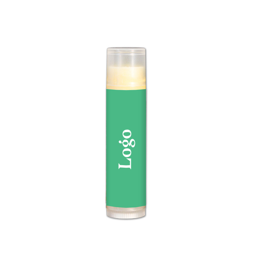 200646 organic lip balm full color label