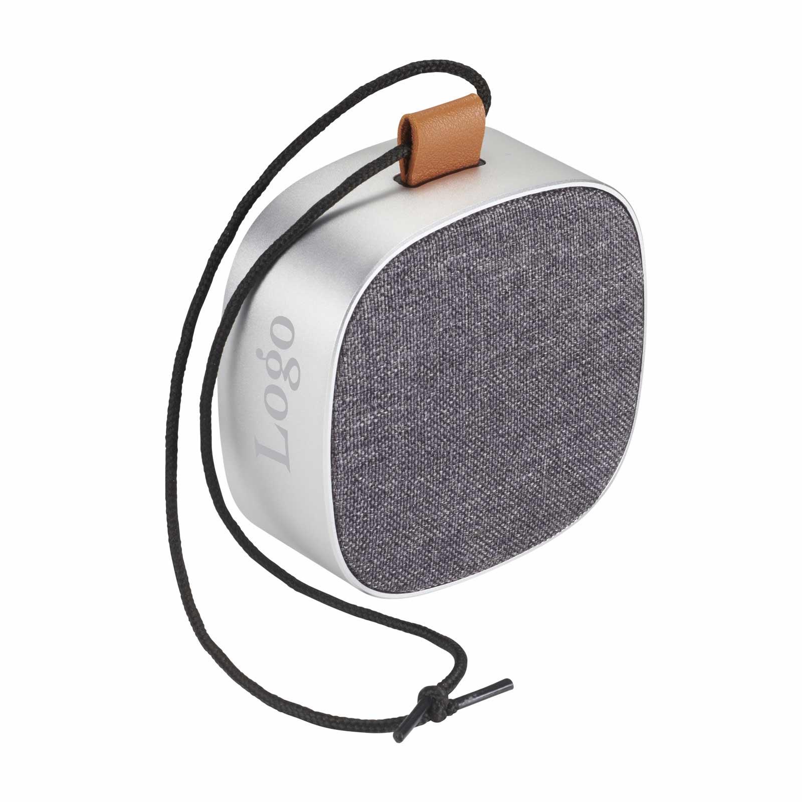 200406 shasta bluetooth speaker laser engraved on side of speaker