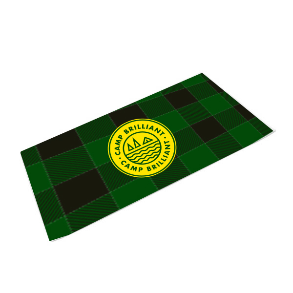 229555 classic cooling towel full color process