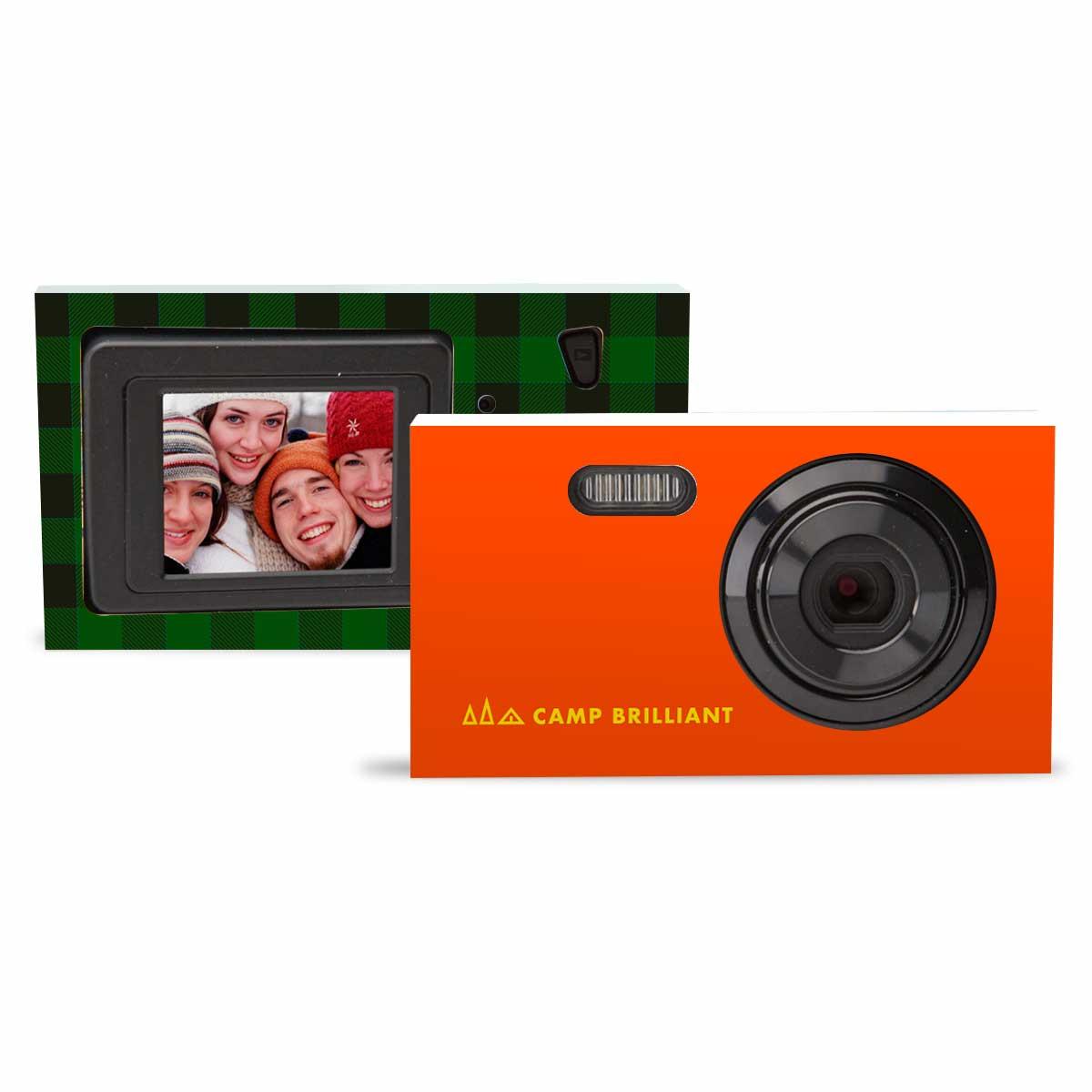 229178 single use digital camera full color wrap