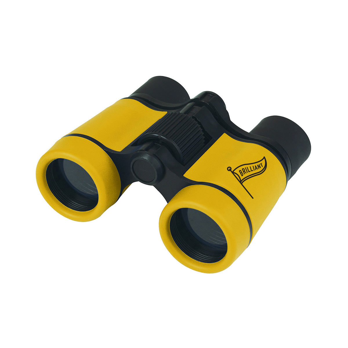 229136 travel binoculars one color one location imprint