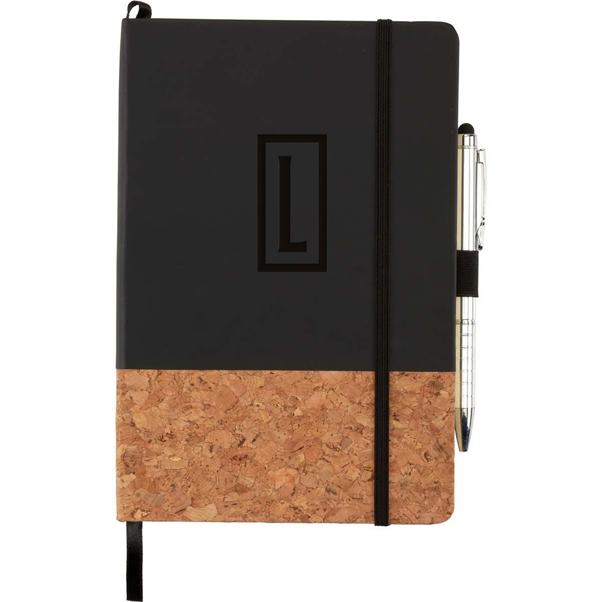 236102 dawson cork hard bound journal one location blind deboss