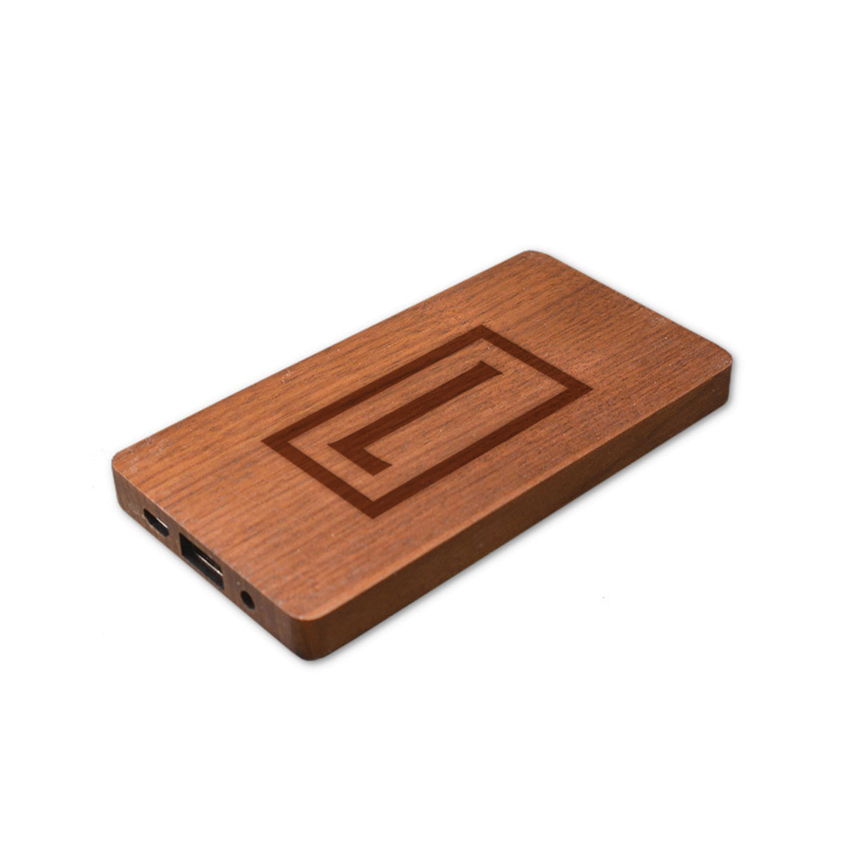 236109 redwood power bank one location laser engraved