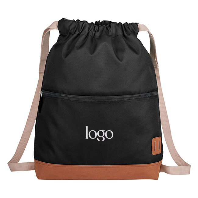 243673 park edition drawstring bag one color screen