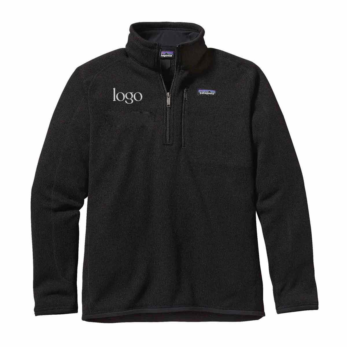 243690 better sweater 1 4 zip embroidered up to 4k stitches