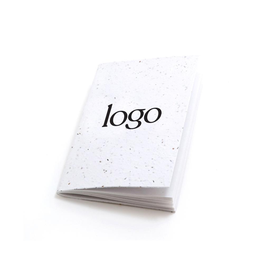 242996 plantable pocket notebook full color digital imprint front cover