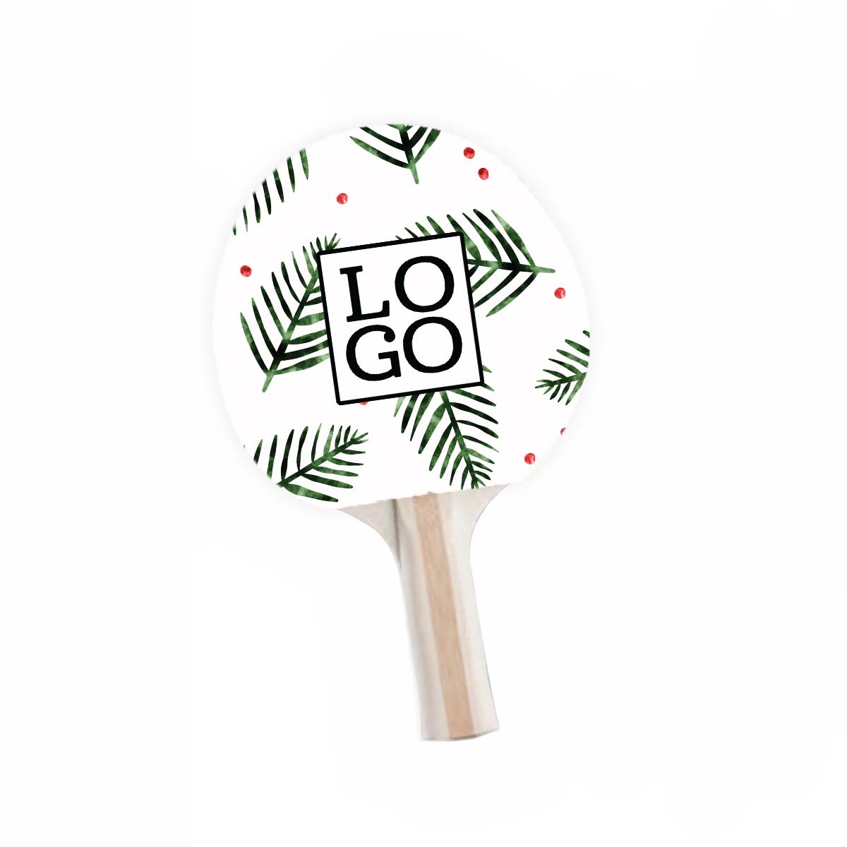 250827 premium ping pong paddle full color one side