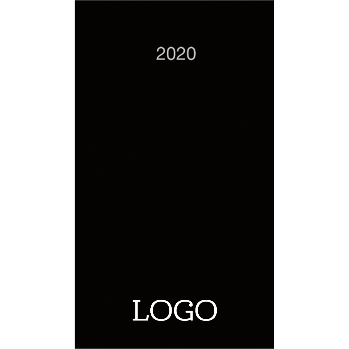 250746 pocket 2020 planner one color one location imprint