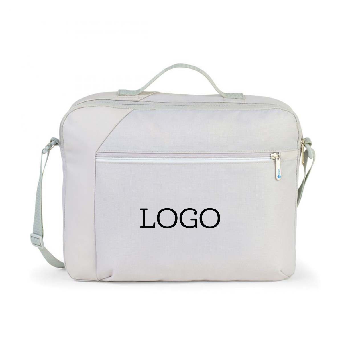 250773 porter convertible bag one color imprint one location