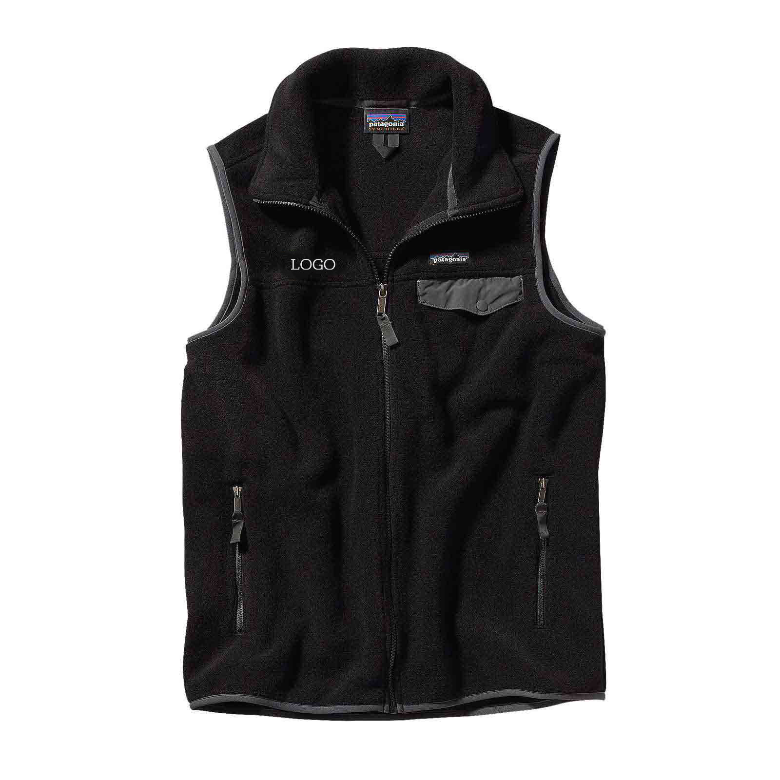 250792 lightweight synchilla fleece vest one location embroidery up to 4k stitches
