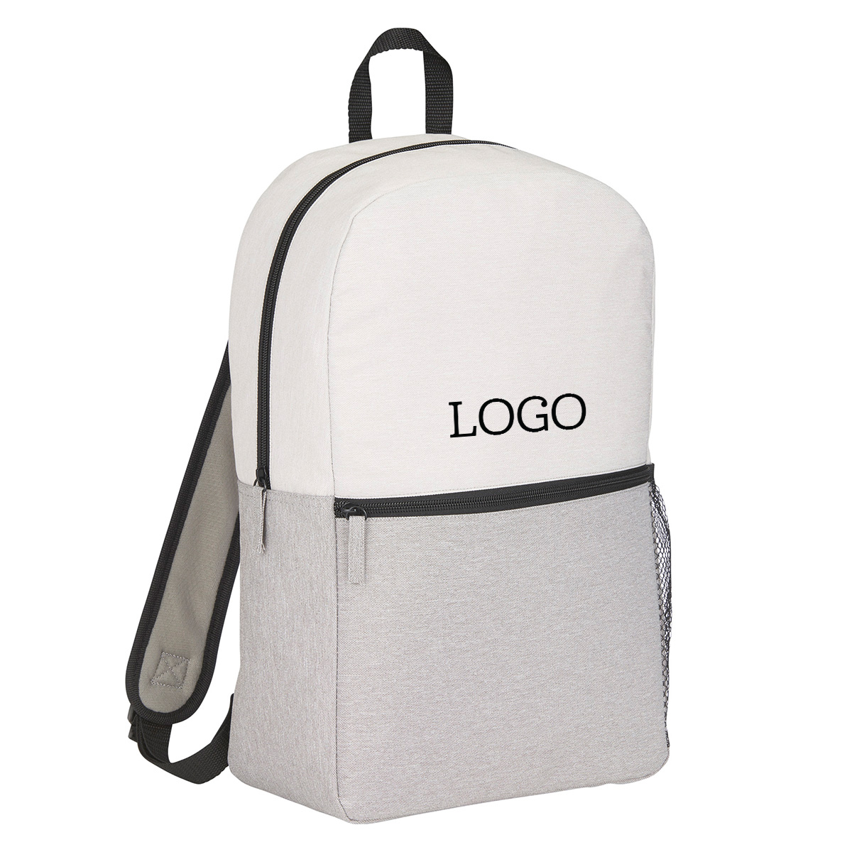 250765 nihad backpack one color imprint one location